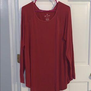 Soft & Sexy long sleeve shirt